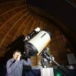 Pozorování na hvězdárně patří mezi oblíbené programy
